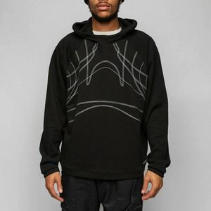 PUMA x BILLY WALSH King Black Hoodie Pullover